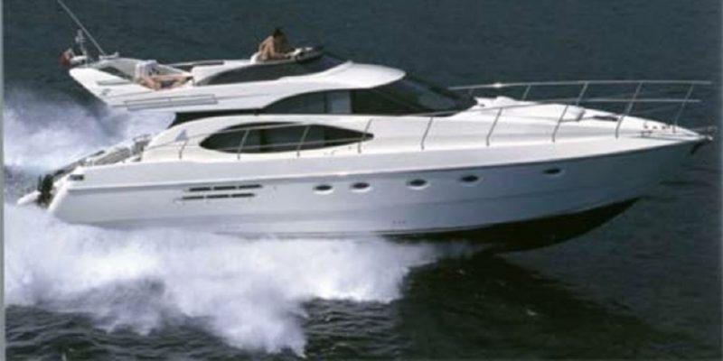 Azimut  52 Flybridge   2001     € 165.000