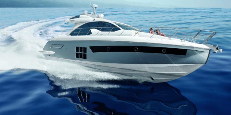 Azimut 55 S new 2017     € 250.000