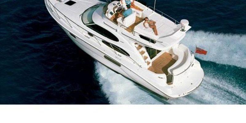 Sealine F 37     2005     € 115.000
