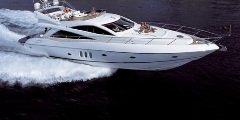 Sunseeker Manhatten 66         2007      € 185.000