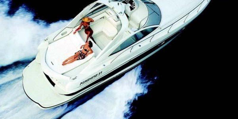 Pershing 37 Targa    2002          €  95000