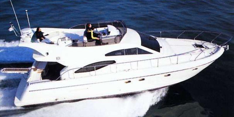 Ferretti 430      2001                € 139.000
