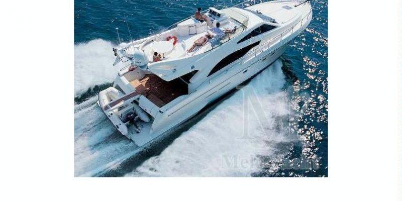 Ferretti 53        2001           € 169.000