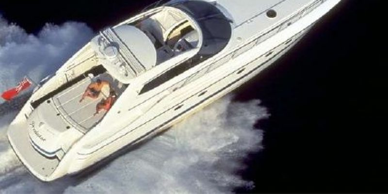 Sunseeker Predator 63    1997 launched in 1999       € 155.000